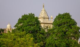 Jaswant Thada στο Jodhpur, Ινδία στοκ φωτογραφίες