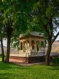 Jaswant Thada в Джодхпуре, Индии стоковая фотография rf