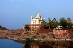 Jaswant thada Stock Photo