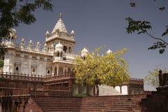 Jaswant Thada Fotografia Stock