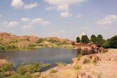 Jaswant Thada Lizenzfreie Stockfotos