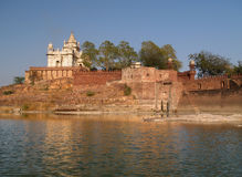 Jaswant Thada Royalty Free Stock Photo