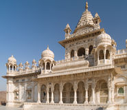 Jaswant Thada Royalty Free Stock Images