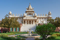 The Jaswant Thada is a cenotaph located in Jodhpur, in the India Stock Photos