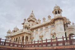 Jaswant thada Jodhpur Stock Photography
