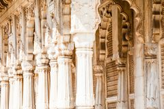 Jaswant Thada in Jodhpur, Rajasthan Stock Images