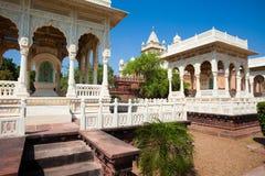 Jaswant Thada in Jodhpur, Rajasthan Stock Photo
