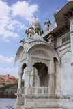 Jaswant Thada Stock Photography