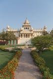 Jaswant Thada in Jodhpur, Rajasthan, India Royalty Free Stock Photography