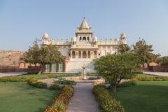 Jaswant Thada in Jodhpur, Rajasthan, India Royalty Free Stock Photos