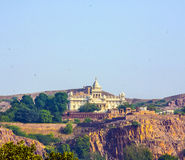 Jaswant thada jodhpur Royalty Free Stock Image
