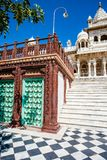 Jaswant Thada in Jodhpur  Royalty Free Stock Photography