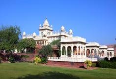 Jaswant Thada mausoleum in India Royalty Free Stock Photo