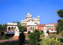 Jaswant Thada mausoleum in India Stock Photography