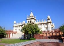 Jaswant Thada mausoleum in India Stock Images