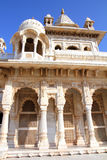 Jaswant Thada mausoleum in India Stock Image