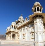 Jaswant Thada mausoleum in India Royalty Free Stock Photos
