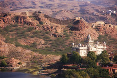 Jaswant Thada Mausoleum, Jodhpur, India Stock Photos