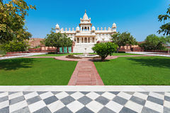 Jaswant Thada mausoleum Stock Photography