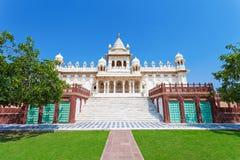 Jaswant Thada mausoleum Stock Photography
