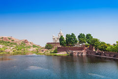 Jaswant Thada mausoleum Stock Photos