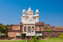 Jaswant Thada mausoleum Royalty Free Stock Photo