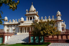 Jaswant Thada mausoleum. Jodhpur. Rajasthan. India Stock Photos
