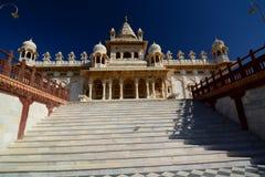 Jaswant Thada mausoleum. Jodhpur. Rajasthan. India Royalty Free Stock Image