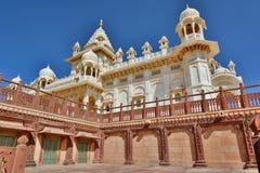 Jaswant Thada mausoleum. Jodhpur. Rajasthan. India Royalty Free Stock Photos