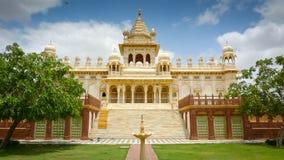 Jaswant Thada Mausoleum Royalty Free Stock Image