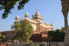 Jaswant Thada Memorial in Jodhpur Stock Images