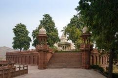 Jaswant Thada rajah memorial in Jodhpur Royalty Free Stock Photo