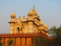 Jaswant Thada, a small Taj Mahal Royalty Free Stock Photo