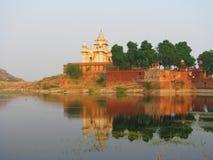 Jaswant Thada, um Taj pequeno Mahal foto de stock royalty free