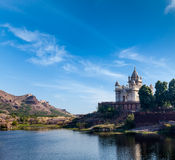 Jaswanth Thada in Jodhpur, Rajasthan, India Stock Photography