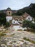 Jativa, Valencia y Murcia, Spanien Stockfoto