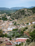 Jativa, Valencia y Murcia, Spanien Stockfotografie