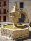 Jativa Valencia y Murcia, Spanien Royaltyfria Foton
