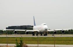 Jato da carga de Boeing 747 Fotos de Stock Royalty Free