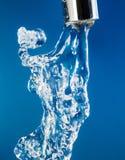 Jato de água Fotografia de Stock Royalty Free