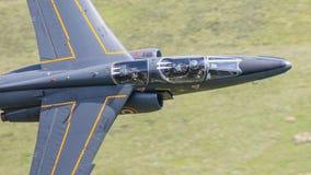 Jato de Eurofighter Typhoon fotografia de stock