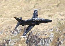 Jato do falcão do T2 dos sistemas de BAE Foto de Stock Royalty Free