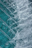 Jatos de água Fotografia de Stock