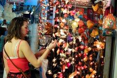 Jatujak周末市场在曼谷 免版税库存图片