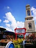 Jatujak周末市场是最普遍的周末市场在泰国 库存图片