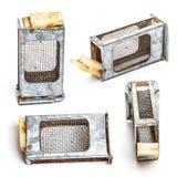 Jaula de la abeja Imagen de archivo libre de regalías