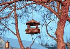 Jaula de pájaros Imagenes de archivo