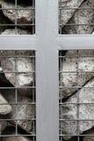 Jaula de piedra Imagenes de archivo