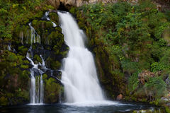 Jaun Waterfall Royalty Free Stock Images