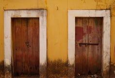 Jaune 6 Image libre de droits